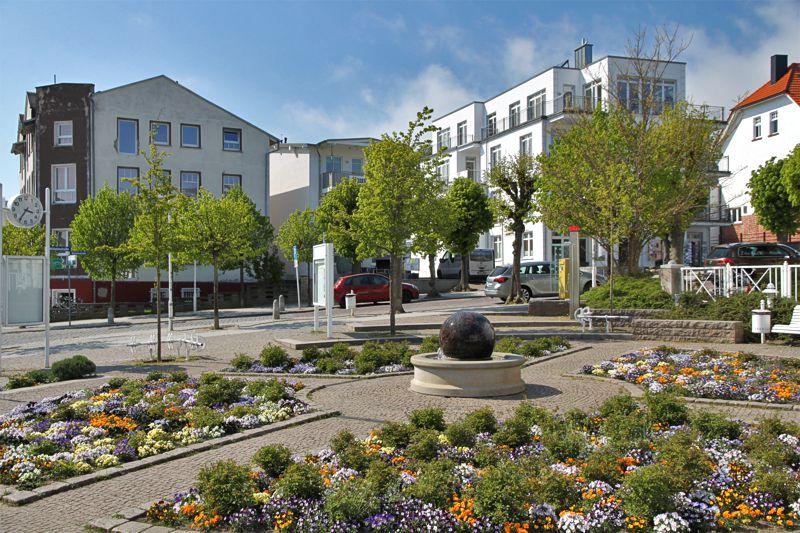 Die wilhelmstrasse in sellin for Wilhelmstrasse sellin