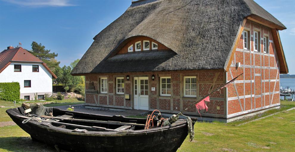Museen in sellin seefahrerhaus und bernsteinmuseum for Urlaub in sellin